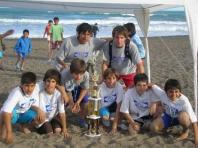 La FIG auspicia un equipo de Beach Football