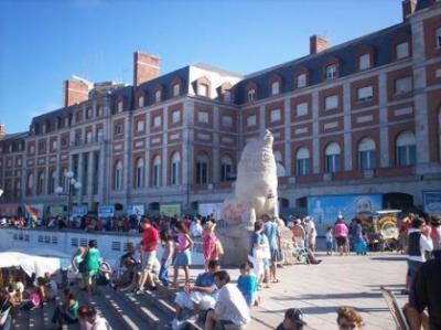 Campaña de Prevención de Glaucoma en Batán - Mar del Plata